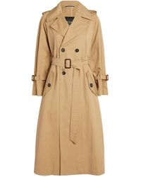 Weekend by Maxmara - Double-breasted Trench Coat - Lyst