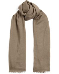 Rick Owens Cashmere-blend Emily Scarf - Brown
