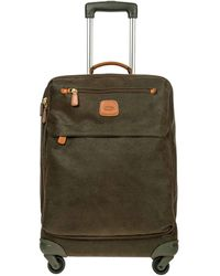 Bric's Life Carry-on Trolley 21 - Green