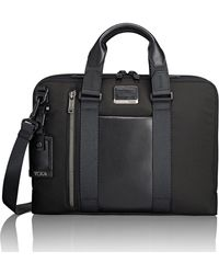 Tumi - Aviano Slim Briefcase - Lyst
