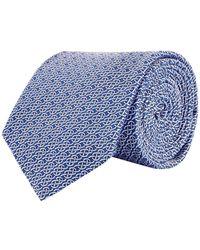 Turnbull & Asser - Patterned Silk Tie - Lyst