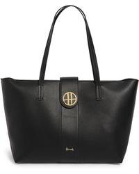 Harrods Belgravia Tote Bag - Black