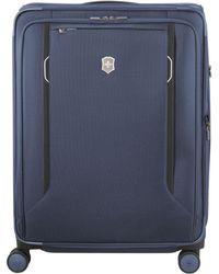 Victorinox - Werks Traveller 6.0 Softside Large Suitcase (70cm) - Lyst