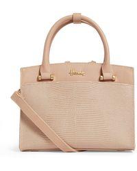 Harrods St James Grab Bag - Natural