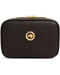 Stefano Ricci Leather Clutch Bag - Black