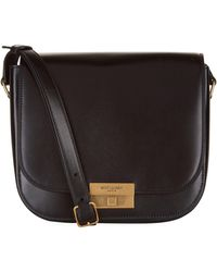Saint Laurent - Leather Betty Satchel - Lyst