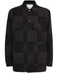WOOYOUNGMI Cotton Jacket - Black