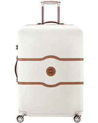Delsey Chatelet Air Suitcase - White