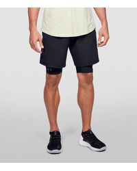 Under Armour Project Rock Unstoppable Shorts - Black