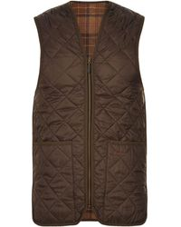 Barbour - Quilted Liner - Lyst