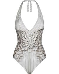 Gottex - Embellished Couture Swimsuit - Lyst