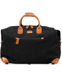 Bric's Life Carry-on Holdall 22 - Black