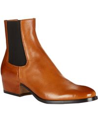 Givenchy | Leather Chelsea Boots | Lyst