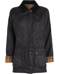 Barbour - Classic Beadnell Jacket - Lyst