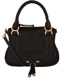 Chloé Medium Marcie Bag - Black