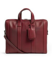Bottega Veneta - Leather Marcopolo Briefcase - Lyst