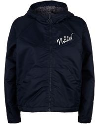 Nike - Nsw Sherpa Jacket - Lyst