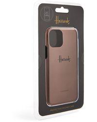 Harrods Logo Iphone 11 Pro Case - Metallic