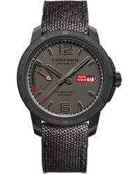 Chopard Mille Miglia Gts Power Control Watch 43mm - Metallic