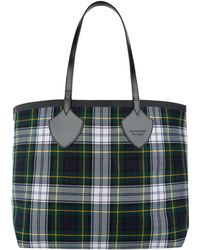 Burberry - Extra-large Reversible Tartan Tote - Lyst