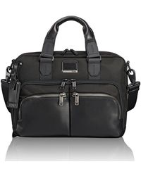 Tumi Patterson Briefcase - Black