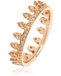 Annoushka - Crown Ring - Lyst