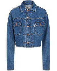 Fiorucci Berty Denim Jacket - Blue