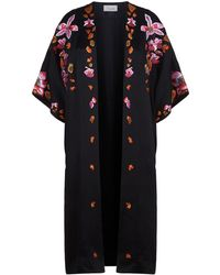 Temperley London - Pardus Embroidered Kimono - Lyst