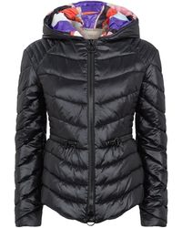 Emilio Pucci Quilted Jacket - Black