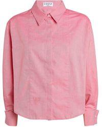Claudie Pierlot Button-up Shirt - Pink