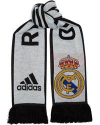 adidas - Real Madrid Scarf - Lyst