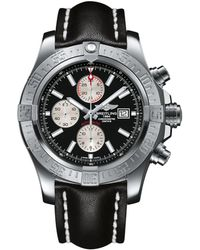 Breitling - Super Avenger Ii Automatic Chronograph Watch 48mm - Lyst