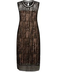 Akris - Jacquard Dress - Lyst