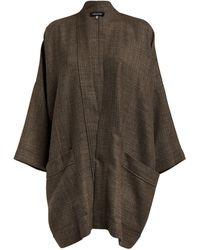 Eskandar - Kimono-sleeve Jacket - Lyst