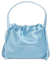 Alexander Wang Small Ryan Bag - Blue