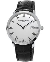 Frederique Constant - Slimline Automatic Watch - Lyst