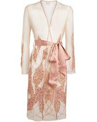 Myla Princess Street Robe - Pink