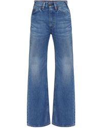 Valentino + Levi's 517 Bootcut Jeans - Blue