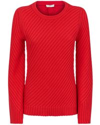 Joie - Lauraly Cut Out Sweater - Lyst