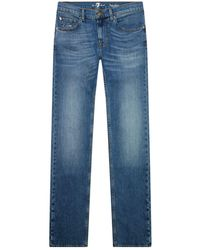 7 For All Mankind - Kayen Slim-fit Jeans - Lyst