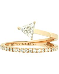 Delfina Delettrez - Marry Me Ring - Lyst