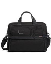 Tumi Expandable Organiser Laptop Case - Black
