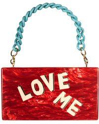 Edie Parker - Love Me Box Bag - Lyst