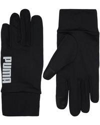 PUMA Running Gloves - Black