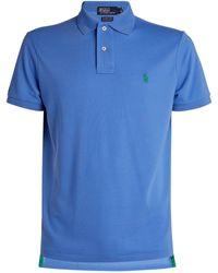 Polo Ralph Lauren - Slim-fit Polo Shirt - Lyst