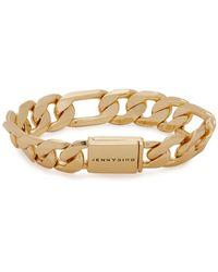 Jenny Bird The Landry 14kt Gold-dipped Chain Bracelet - Metallic