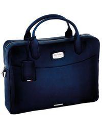 S.t. Dupont Porte-documents - Blue