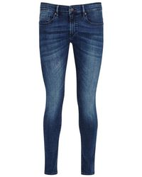 BOSS Orange - Orange72 Skinny Jeans - Lyst