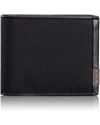 Tumi 93746 Global Wallet W-coin Pocket - Black