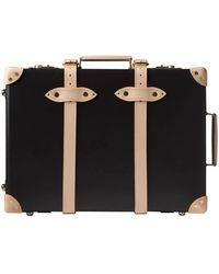 Globe-Trotter 20 Inch Trolley Case - Brown